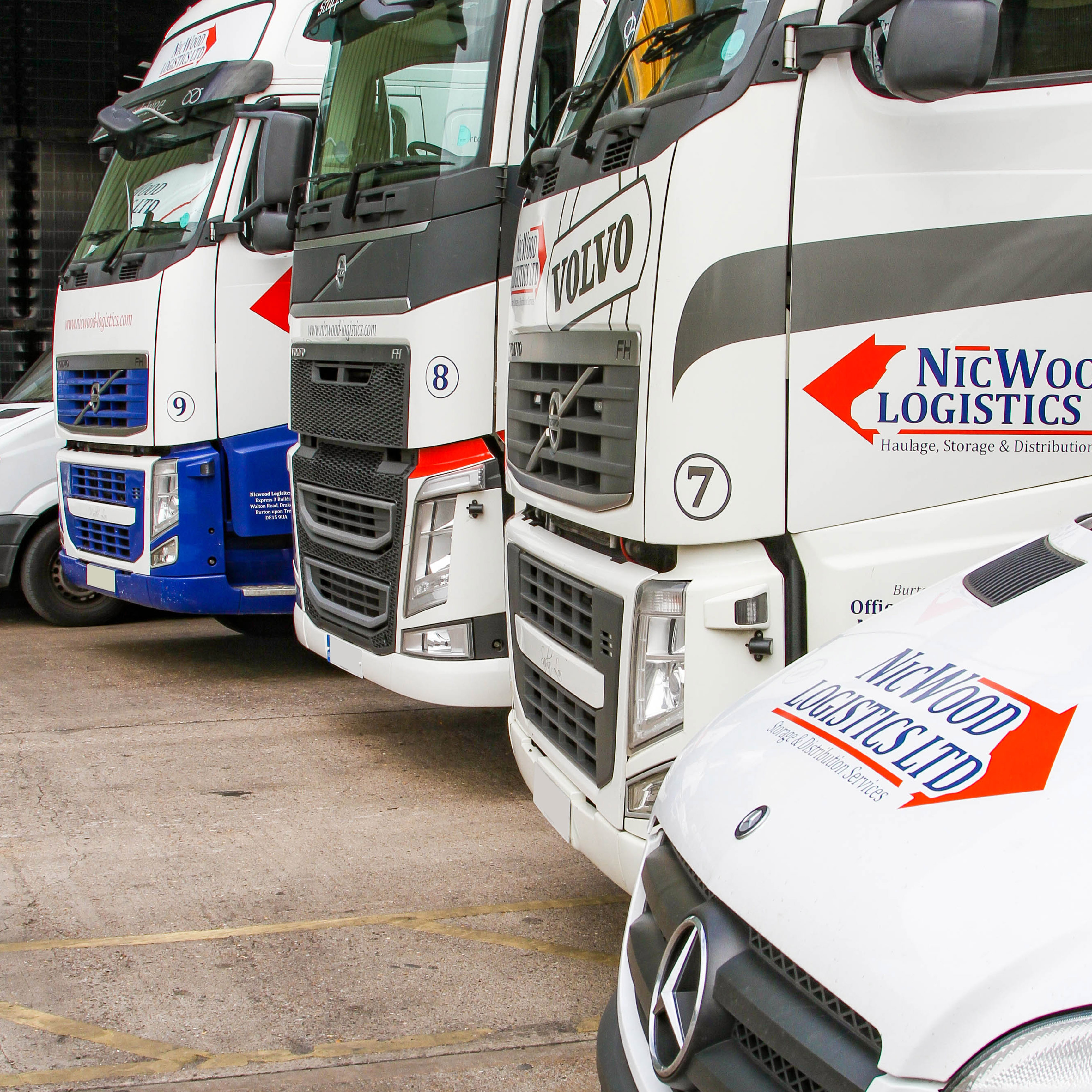 LorrySquare